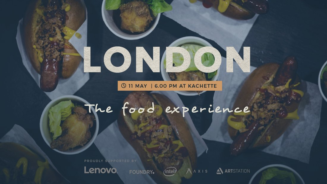 London food experience