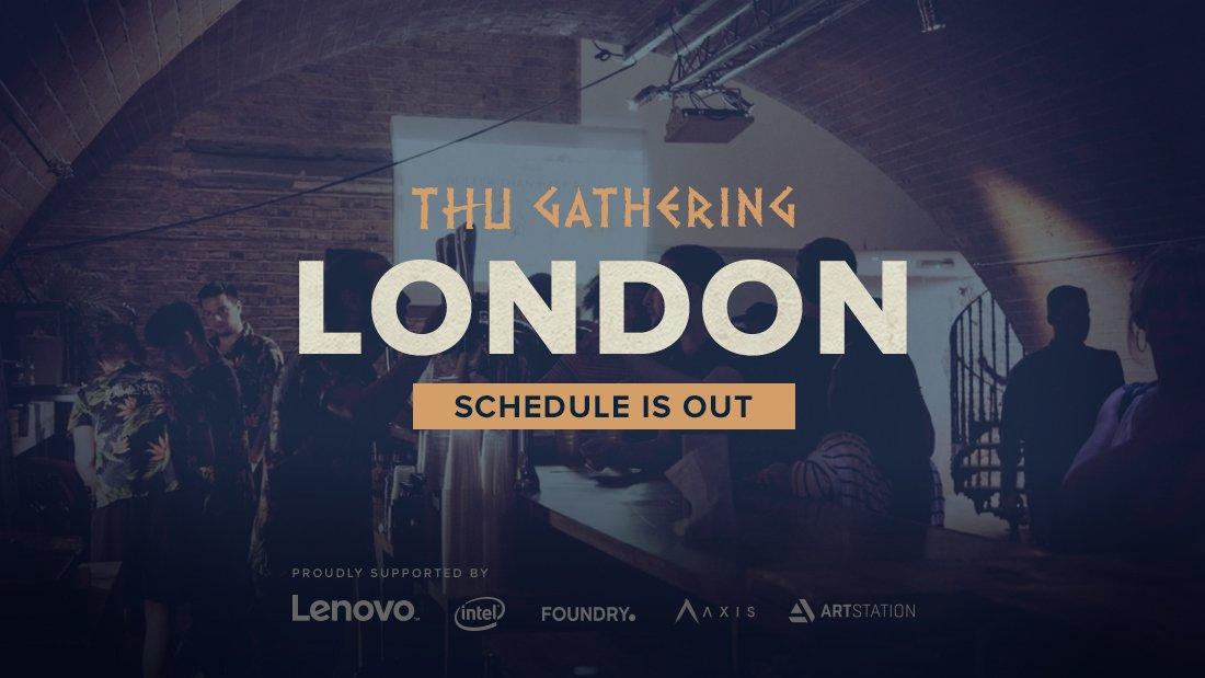 London schedule