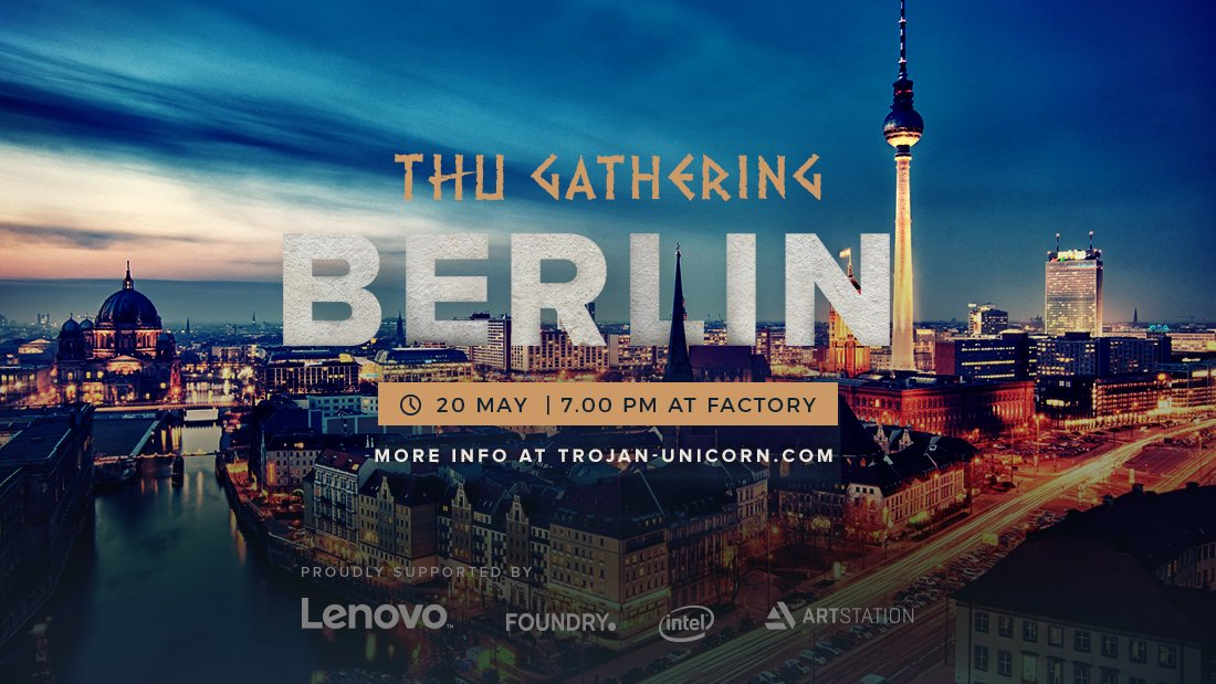 Thu gathering berlin 2017