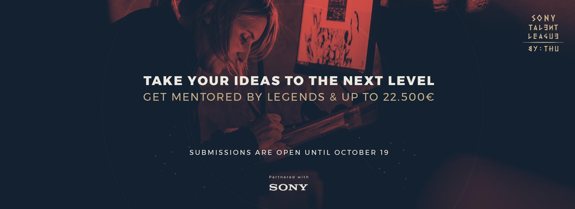 Sony Talent League