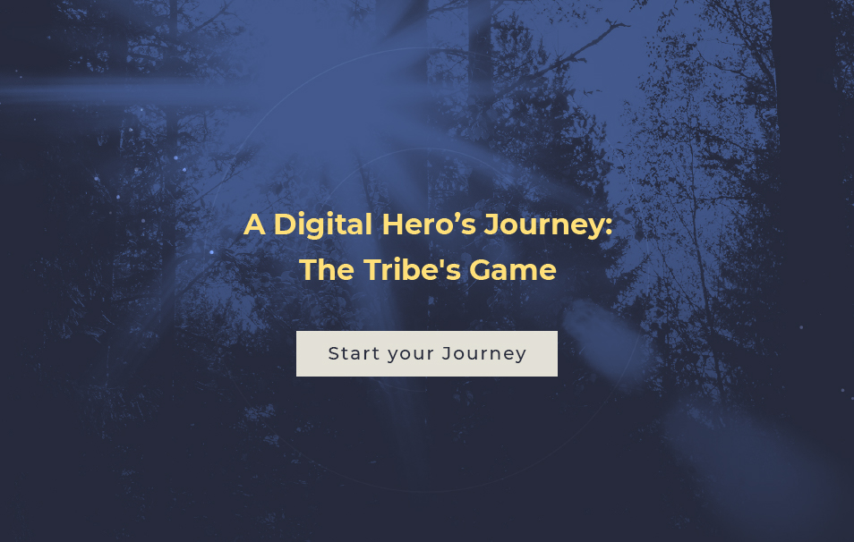 A Digital Hero's Journey